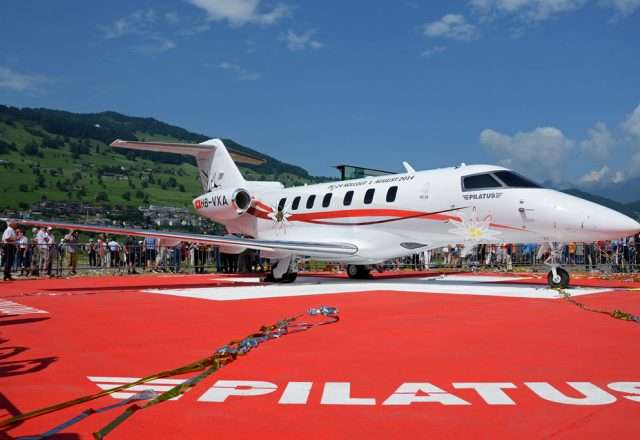 Pilatus_PC-24_roll-out