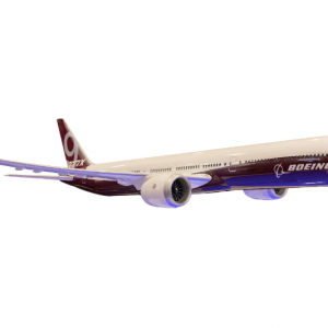 The Boeing 777X: Corporate Private Jet and Castle in the Sky