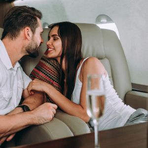 VIP Jet Services for the Perfect Wedding