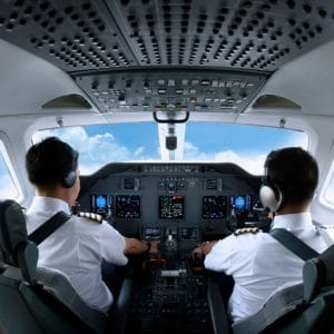 Inside Business Jet Charters: Why Pilots Don't Wear Polarized Sunglasses Inflight