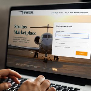 Stratos Jet Charters Inc. Launches First-of-its-Kind Technology Platform to Assist Private Jet Rentals and Charter Services Worldwide