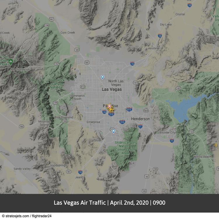 Las Vegas Air Traffic April-min