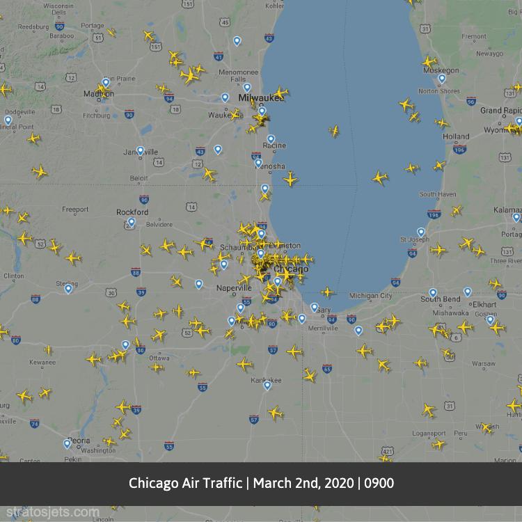 chicago air traffic march-min