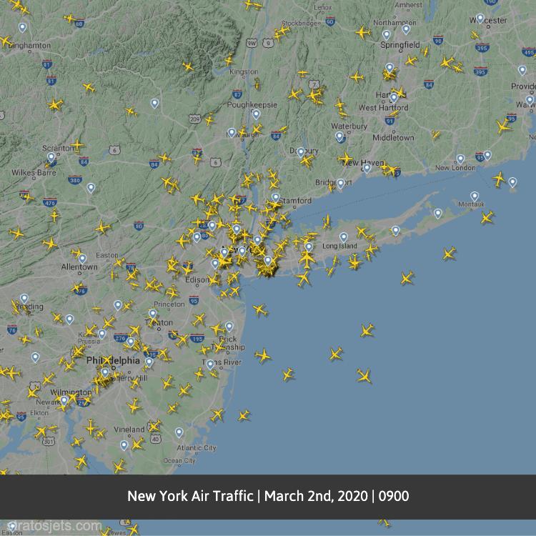 ny air traffic march-min